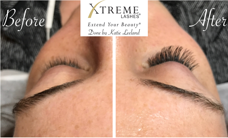 210b2df1866 Safe and comfortable to wear, Xtreme Lashes® Eyelash Extensions are never  applied directly to your skin or eyelid. With routine touchups every two to  four ...